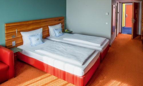 2 Bett Zimmer im Congresshotel