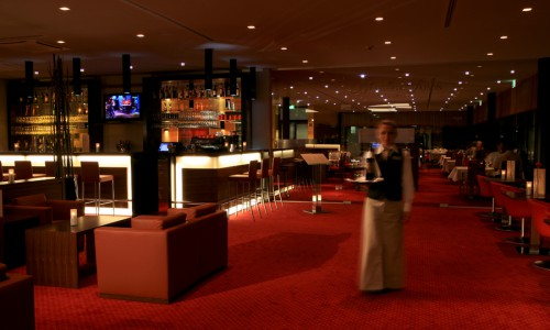 Congresshotel Lobby