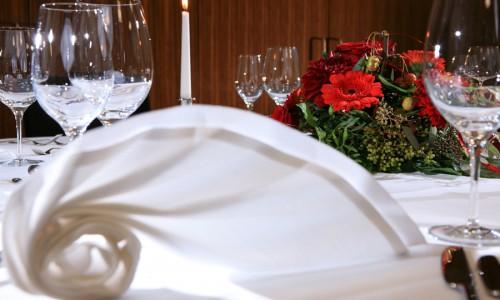 Anderer Gedeckter Tisch Congresshotel